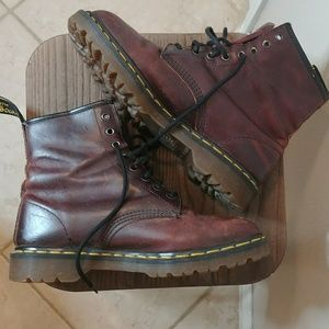 101faa977e3 Dr. Martens Vintage 1460 Oxblood Made in England